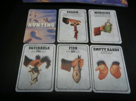 Donner Dinner Party Hunting Deck